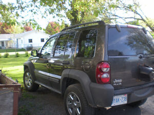 2005 Jeep Liberty Trail Rated      Certified and E-Tested