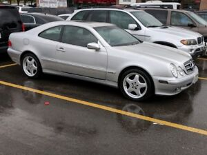 "2000 Clk 320 ""180 km AMG Package"