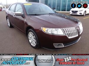 Lincoln MKZ 4dr Sdn AWD 2012