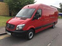 2014 Mercedes-Benz Sprinter 2.1 CDI 316 High Roof Panel Van 4dr LWB Manual Panel