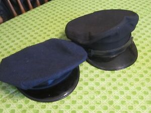 1950s GAS OIL DEPARTMENT STORE DRIVER DELIVERY HATS CAPS $25ea