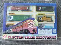 3 ASST.  BACHMANN HO ELECTRIC TRAIN SETS  MIB