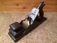 "Norris A13 12 1/2"" adjustable panel plane. Vintage woodwork tools"