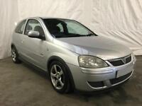 Vauxhall Corsa 1.2i 16v Design (a/c) Hatchback 3d 1199cc
