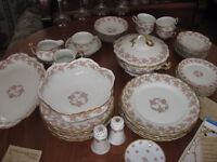 Limoges Bridal Wreath China - REDUCED!!!!