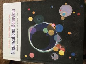 Organizational Behaviour: Concepts, Controversies, Applications