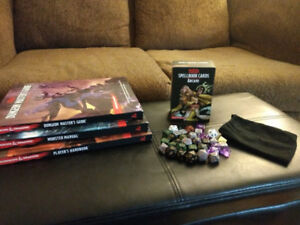 D&D 5e Books and more