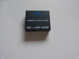 HDMI 1 x 2 Splitter