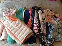 Bundle girls clothes mainly 4-5