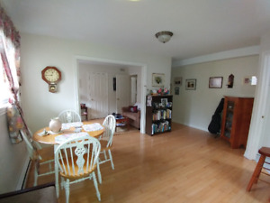 1B/R All Inclusive Sublet in Central Location Jan 6 - Apr 13/19