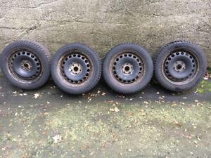 Winter Tires - Jetta