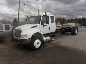 2012 International 4300 Extended Cab (16-269)