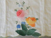 Vintage Linen Tea Towel Lot