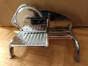 rival electric food slicer manual