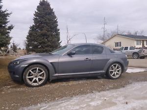 2007 Mazda Rx8 GT