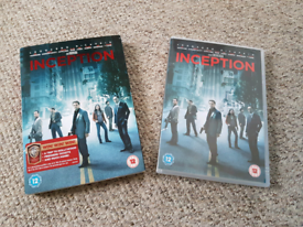 *BRAND NEW* Inception DVD