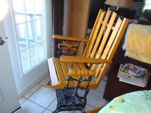 Custom Built Rocking Chair