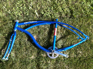 Jamis Earth Cruiser Frame and Fork