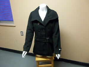 Lovely woman's trench style coat (lg)