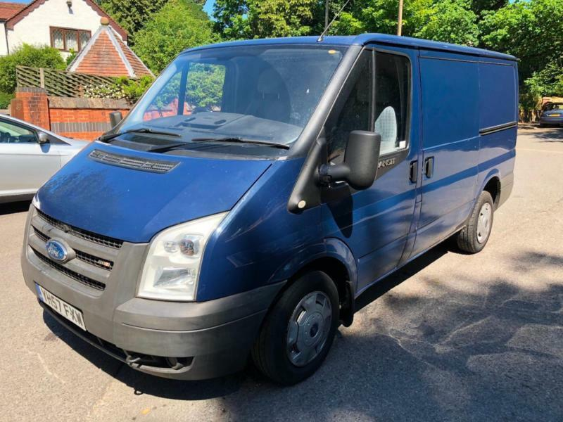 c3f85f6f1c Ford Transit 2.2 TDCI 85PS LOW ROOF T260. LOW MILEAGE. 91 K. NO VAT. NEW  TURBO.