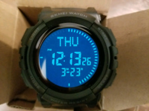 Military style watch! brand new!