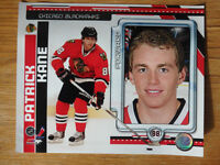 Patrick Kane Chicago Blackhawks 10 x 8 Studio Type Photo
