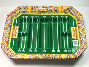 Old El Paso Plastic Football Stadium Party Serving Tray