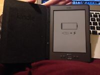 Hardly used kindle