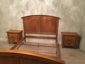 6 piece bedroom suite. Purchased from Finesse. Price reduced.
