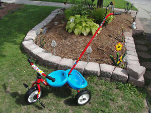 NEXT trike with push handle DEAL!!