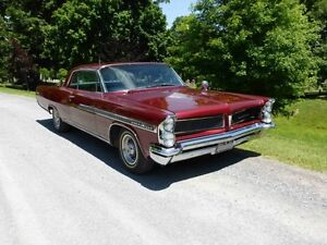 1963 Pontiac Bonneville 2 door  - immaculate