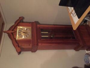 Handmade Grandfather Clock