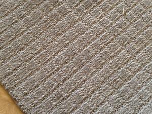 Nice new grey rug