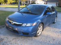 2010 Honda Civic - Safety and Etested