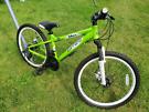 "Kids Carrera Blast bike 24""wheels"
