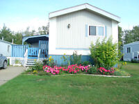 ATHABASCA AFFORDABLE LIVING! MOBILE HOME & LOT FOR SALE