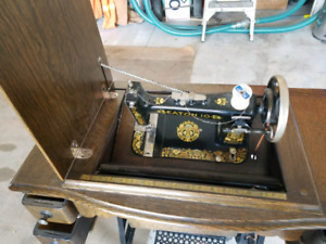 Antique Eatons Sewing Machine