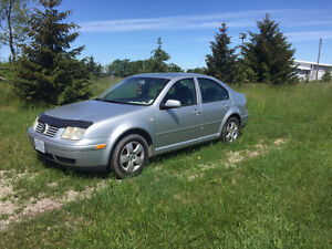 PRICE REDUCED*** 2002 Volkswagen Jetta Sedan