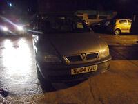 Vauxhall Zafira 1.8i 16v auto Life 7 SEATER - 2004 54-REG - 7 MONTHS MOT