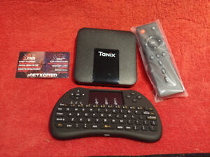 Android KODI Box w/wireless keyboard - Summer Special!!