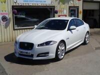 Jaguar XF Portfolio Auto 3.0TD V6 2014 HUGE SPEC ONLY 7K