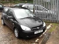 Hyundai Getz 1.1 GSi 1 OWNER FROM NEW,ECONOMICAL,NEW MOT
