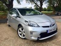 Toyota Prius 1.8 VVT-i CVT 2012 T Spirit, 2 Keys, FSH, PCO Ready..