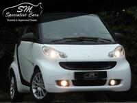 2012 12 SMART FORTWO 1.0 PASSION MHD 2D AUTO 71 BHP