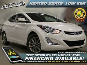 2016 Hyundai Elantra GL Heated Seats | Low KM