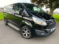 2016 Transit Custom 2.2TDCi -155PS - Double Cab 290 L2H1 - WITH EVERY OPTION!