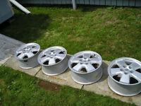 """16"""" OEM Aluminum Alloy Rims for Ford"""