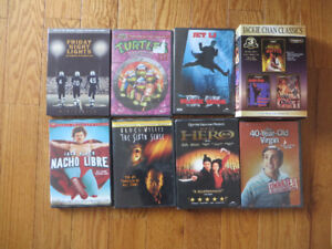 DVD Assorted Collection that you MUST have!
