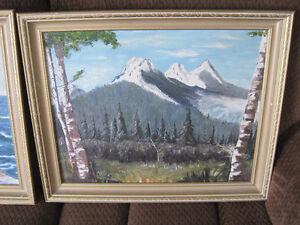 very large canvas in frame / landscape images Kitchener / Waterloo Kitchener Area image 7