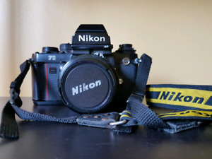 Nikon F3 HP -  with Lens